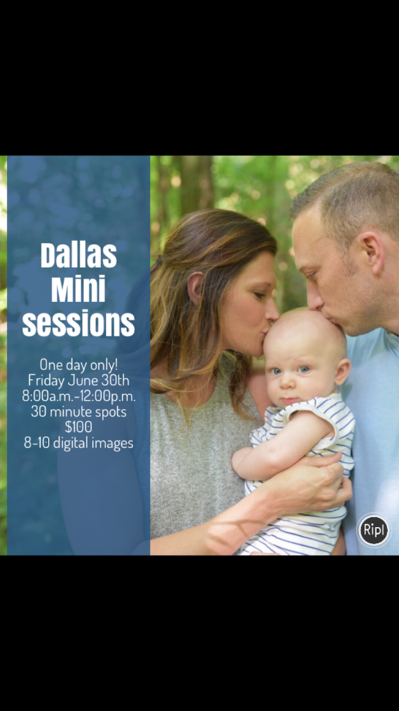 Dallas Mini Sessions