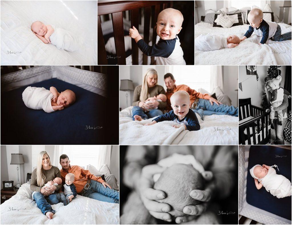 Luke – Lifestyle Newborn Photographer   Fayetteville, AR